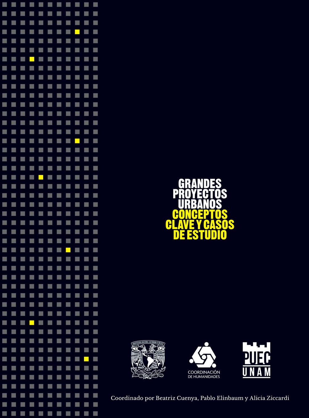 libro epub de Grandes Proyectos Urbanos. Conceptos clave y casos de estudio