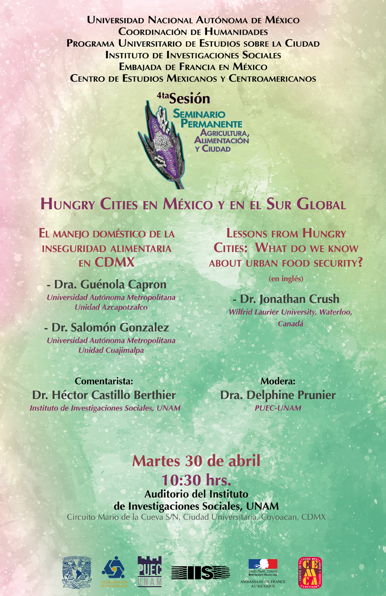 Hungry Cities en México y en el Sur Global