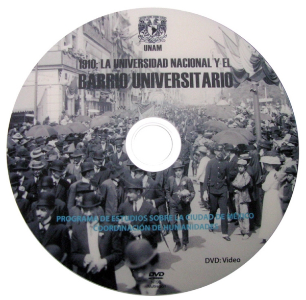Video 1910: La Universidad Nacional y el Barrio Universitario.