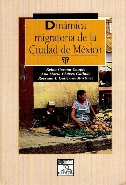 Dinámica migratoria de la Ciudad de México