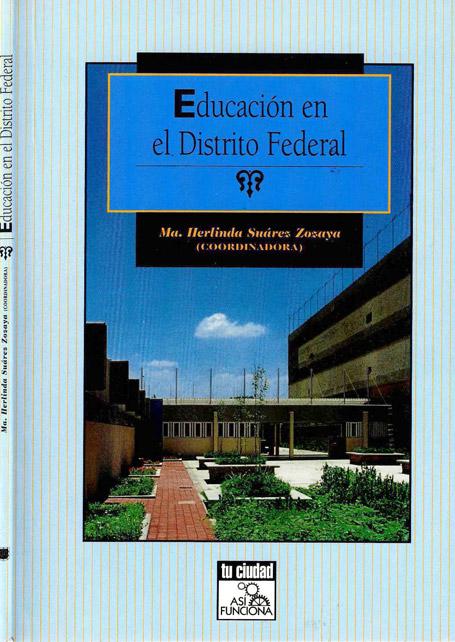 Educación en el Distrito Federal